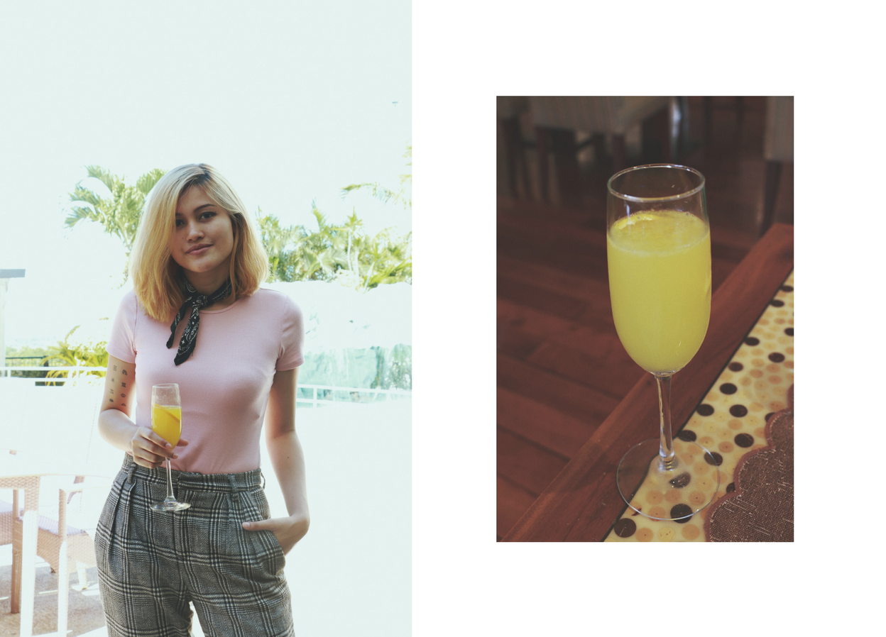 Marco Polo Brunch n Bubbles - mimosa - Ching Sadaya blog